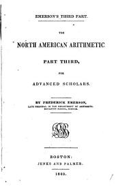 The North American Arithmetic: part third