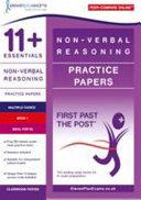 11+ Essentials Non-verbal Reasoning Practice Papers