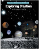 Exploring Creation with Astronomy Book