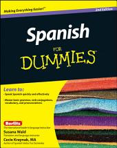 Spanish For Dummies: Edition 2