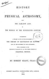 History of Physical Astronomy