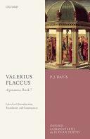Valerius Flaccus: Argonautica, Book 7