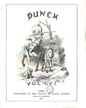 Punch: Or the London Charivari, Volume 56