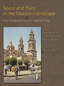 Space and Place in the Mexican Landscape Book