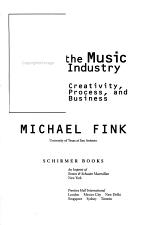 Inside the Music Industry