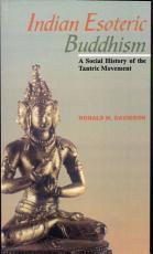Indian Esoteric Buddhism PDF