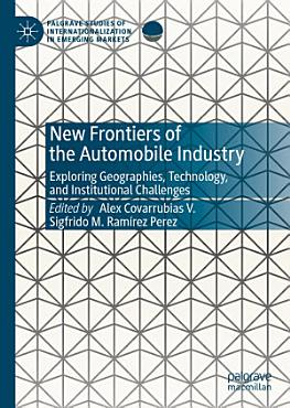 New Frontiers of the Automobile Industry PDF