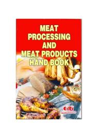 Meat Processing   Meat Products Hand Book