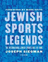 Jewish Sports Legends PDF