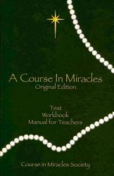 Course In Miracles Book PDF