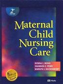 Maternal Child Nursing Care PDF