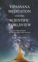 Vipassana Meditation and the Scientific Worldview