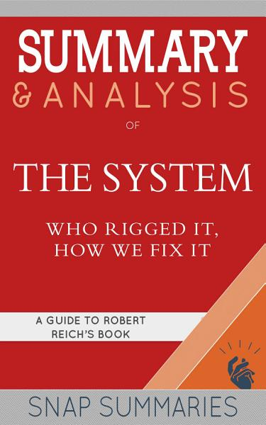 Summary Analysis Of The System