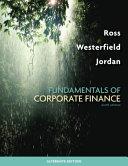 Loose leaf Fundamentals of Corporate Finance Alternate Edition