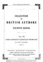 Basil Godfrey's Caprice: Volume 2