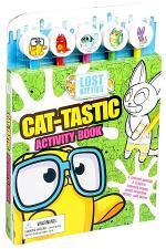 Hasbro Lost Kitties: Pencil Toppers