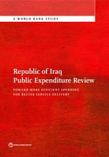 Republic of Iraq Public Expenditure Review PDF
