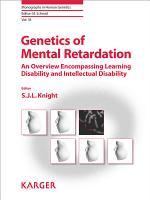 Genetics of Mental Retardation PDF