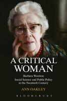 A Critical Woman PDF