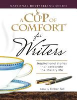 A Cup of Comfort for Writers PDF