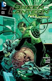 Green Lantern (2011-) #40