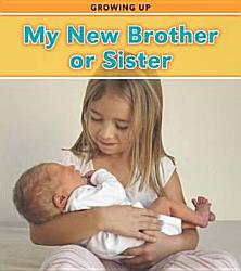 My New Brother Or Sister Book PDF