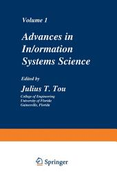 Advances in Information Systems Science: Volume 1