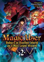 Magic User  Reborn in Another World as a Max Level Wizard  Light Novel  Vol  2 PDF