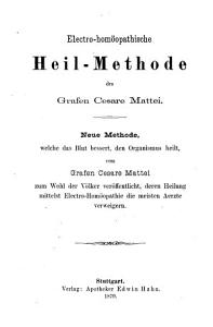 Electro hom  opathische heil methode PDF