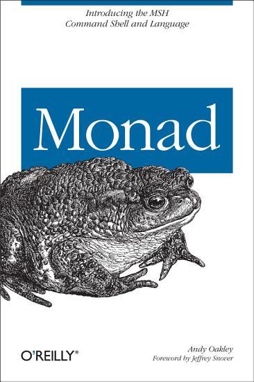 Monad  AKA PowerShell  PDF