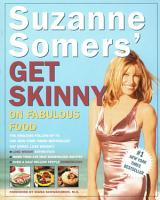 Suzanne Somers  Get Skinny on Fabulous Food PDF