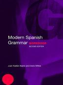 Modern Spanish Grammar Workbook PDF