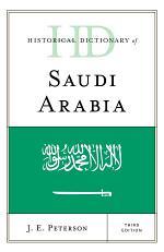 Historical Dictionary of Saudi Arabia