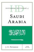 Historical Dictionary of Saudi Arabia PDF