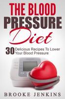 The Blood Pressure Diet PDF
