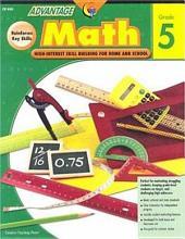 Advantage Math, Gr. 5, eBook