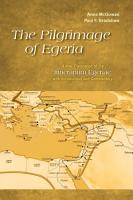 The Pilgrimage of Egeria PDF