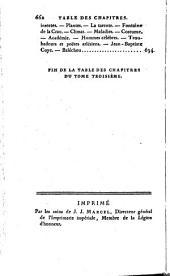 Voyage dans les departemens du Midi de la France (avec planches.)