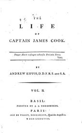 The Life of Captain James Cook: Volume 2