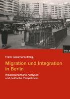 Migration und Integration in Berlin PDF