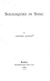 Soliloquies in Song