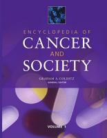 Encyclopedia of Cancer and Society PDF