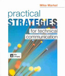 Practical Strategies for Technical Communication   Document Based Cases in Technical Communications  2nd Ed