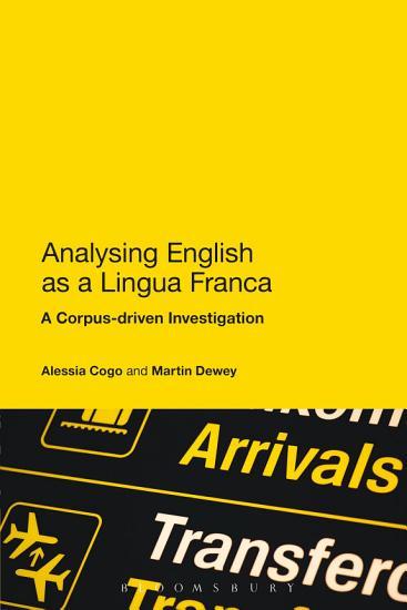 Analysing English as a Lingua Franca PDF