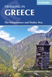 Trekking in Greece: The Peloponnese and Pindos Way, Edition 3