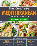 The Complete Mediterranean Cookbook 2019-2020