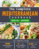 The Complete Mediterranean Cookbook 2019 2020