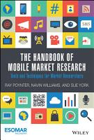 The Handbook of Mobile Market Research PDF