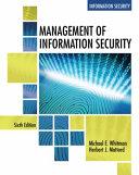 Management of Information Security  Loose Leaf Version PDF