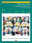 Alfred's Basic Piano Course Repertoire: Complete 2 & 3